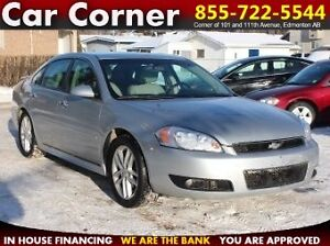 2012 Chevrolet Impala LTZ - LEATHER/HEATED SEATS/SUNROOF $5k!