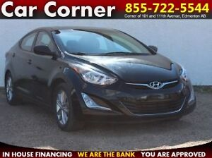 2015 Hyundai Elantra GL 6AT