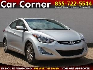 2015 Hyundai Elantra MINT CONDITION Sport 6AT