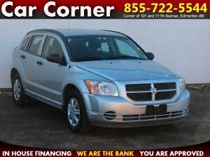 2010 Dodge Caliber Express SAT-RADIO/VOICE COMMAND/ONLY $49 B/W!