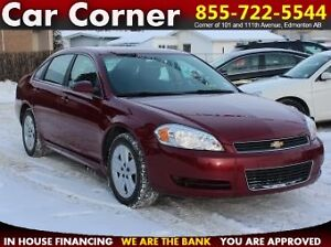 2010 Chevrolet Impala LS - UNDER 10K!  Inclusdes REMOTE START!