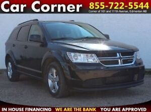2012 Dodge Journey R/T AWD/LOADED/TOUCHSCREEN/LEATHER/$132 B/W!