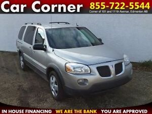 2008 Pontiac Montana SV6 FWD-GREAT VAN, PRICED RIGHT-ONLY $4988!