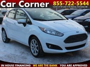 2015 Ford Fiesta SE Hatchback FACTORY WARRANTY/ONLY $109 B/W!!!