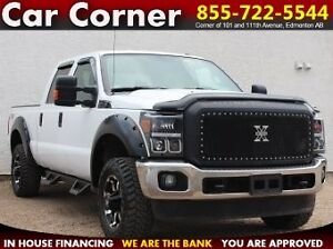 2014 Ford F-250 BEAUTIFUL CUSTOM TRUCK XLT Crew Cab 4WD