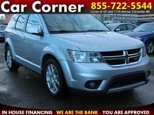 2014 Dodge Journey R/T AWD/LEATHER/TOUCHSCREEN/HEAT-SEATS & MORE