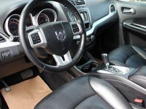 2012 Dodge Journey R/T AWD/LOADED/TOUCHSCREEN/LEATHER/$132 B/W! Edmonton Edmonton Area image 9