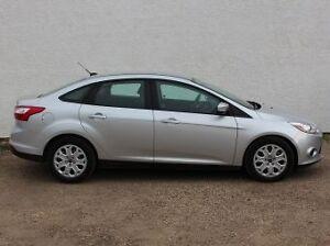 2013 Ford Focus SE LOW KM/FUEL EFFICIENT/FACT-WARRANTY/$115 B/W! Edmonton Edmonton Area image 8