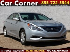 2013 Hyundai Sonata GLS EFFICIENT/FACTORY WARRANTY/$108 B/W!