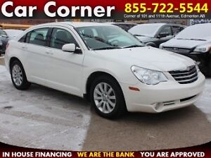 2010 Chrysler Sebring Sedan Limited GREAT CONDITION-ONLY $66 B/W