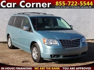 2008 Chrysler Town & Country Touring - UNBEATABLE PRICING!