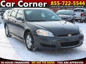 2009 Chevrolet Impala LS - GREAT CONDITION - ONLY $49 B/W