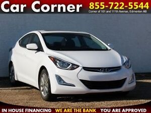 2015 Hyundai Elantra Sport  EFFICIENT/LOW KM/WARRANTY/$109 B/W!