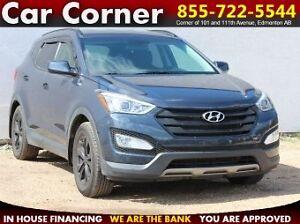 2014 Hyundai Santa Fe Sport EFFICIENT/LOW KM/WARRANTY/$153 B/W!