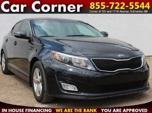 2014 Kia Optima MINT CONDITION LX