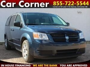 2009 Dodge Grand Caravan SE STOWNGO/DVD/TOUCH/CAM/ONLY $109 B/W!