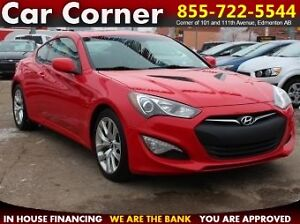 2013 Hyundai Genesis Coupe 2.0T PREMIUM/HEAT-LEATHER/NAV/SUNROOF