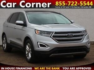 2016 Ford Edge SEL AWD/LOADED & LIKE BRAND NEW!/ONLY $218 B/W! Edmonton Edmonton Area image 1