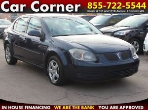 2009 Pontiac Pursuit  Sedan / BARGAIN PRICED - ONLY $2988! Edmonton Edmonton Area image 1