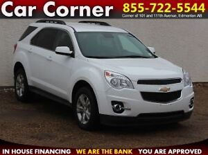 2015 Chevrolet Equinox 2LT AWD/FUEL EFFICIENT/WARRANTY/$151 B/W!