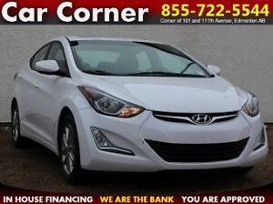 2015 Hyundai Elantra SE 6AT FUEL EFFICIENT/WARRANTY/$109 B/W!