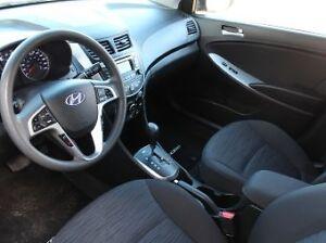 2015 Hyundai Accent GS 5-Door EFFICIENT/WARRANTY/ONLY $78 B/W! Edmonton Edmonton Area image 10