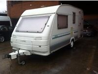 2 BERTH STERLING CARAVAN 1996 LIKE BRAND NEW!!!!