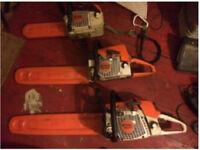 MS200T & MS250 & MS270 Stihl chainsaw