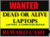 WANTED FAULTY OR BROKEN LAPTOP TV OR PC CASH PAID North Shields