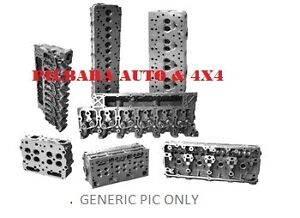 Mitsubishi Pajero & Triton 4G54 2.6Ltr Carby Engine Cylinder Head