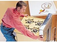 £29.99GAS COOKER INSTALLATION + GAS SAFETY CERTIFICATE All Over Birmingham Birmingham