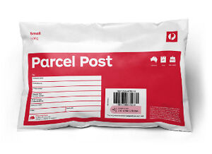 500g Parcel Post Satchel - Prepaid anywhere in Australia - RRP $8.25