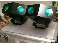 Pair off acme boogie led lights