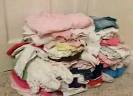 Girls 0-3 month clothes 100+ items, all good condition