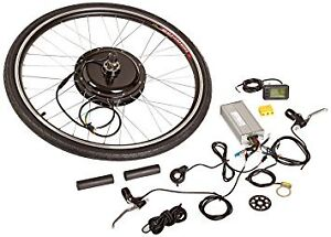 Powered Bicycle Motor Conversion Kit 1-800-409-0176