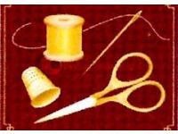 Dressmaking & Curtain Alterations