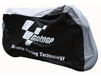 MotoGP Rain Cover Large (MGPRCV02) - BRAND NEW still in box