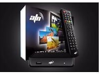 ORIGINAL ATN HD - MAG IPTV BOX + 12 MTHs ALL WORLD CHANNELS - £160 - OPENBOX COLLECTION LOCAL