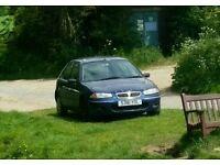 Rover 220 d (MOT failure)