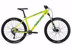 WHYTE 805 2018 mountain bike never used