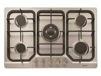 New Gas Hob - 5 Ring