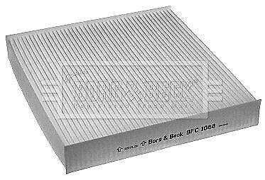 Borg & Beck Interior Air Filter Cabin Pollen BFC1088 - GENUINE - 5 YEAR WARRANTY
