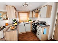 Static caravan for sale Seton Sands orpart- exchange your current holiday home onto us