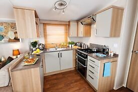 Lovely Static caravan at Seton Sands or Part-exhcnage onto here from your current park EH320QF
