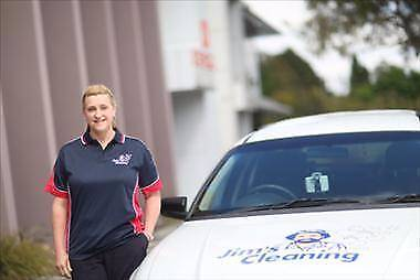 Jim's Cleaning Springwood -existing business with regular clients