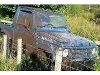 Wanted 4x4 farm vehicle off road