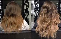 Tape-In, Micro Ring & Hot Fusion Hair - 15% off new clients