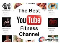 Do you want to start a YouTube fitness channel?