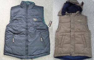 Brand New Winter Vests - 2 Styles - Youth Size 12