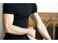 Relaxing Massage with English Male